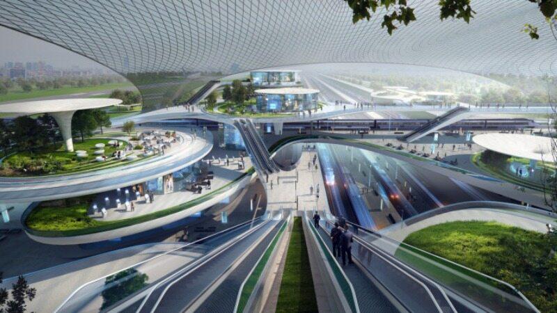 Koncepcje Centralnego Portu Komunikacyjnego