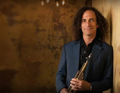 Jeden z najlepszych saksofonistów świata - Kenny G - już za miesiąc...