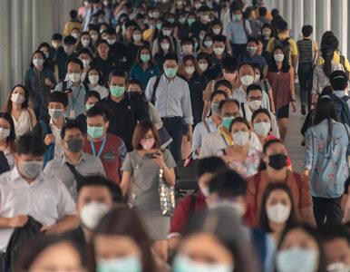 Ruch kropelek oddechowych, parowanie i rozprzestrzenianie się pandemii...