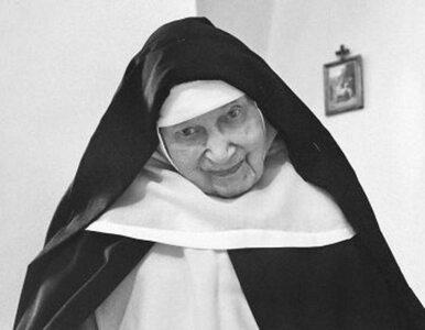 Nie żyje siostra Cecylia Roszak. Była prawdopodobnie najstarszą...