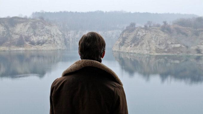 """Kadr z filmu Marcina Koszałki """"Czerwony Pająk"""" (2015)"""