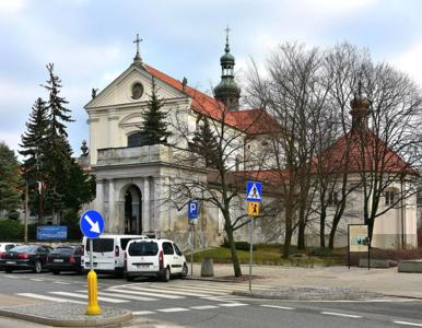Warszawa. Kościół zamknięty z powodu koronawirusa. Sanepid prosi...