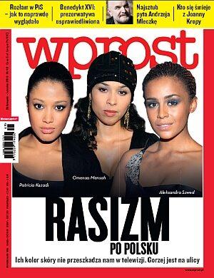 Okładka tygodnika Wprost nr 49/2010 (1452)