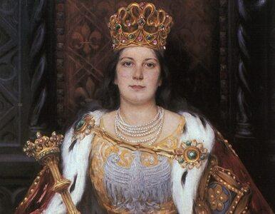 Jadwiga Andegaweńska koronowana na króla Polski. Tytuł utrzymała nawet...