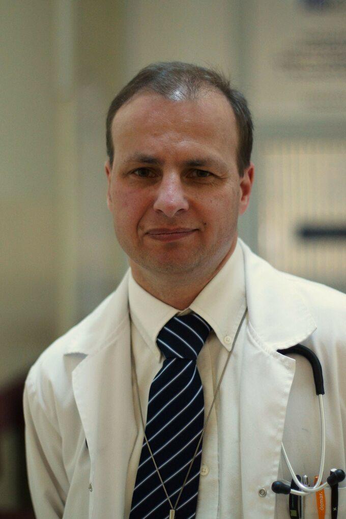Prof. dr hab. Rafał Dziadziuszko