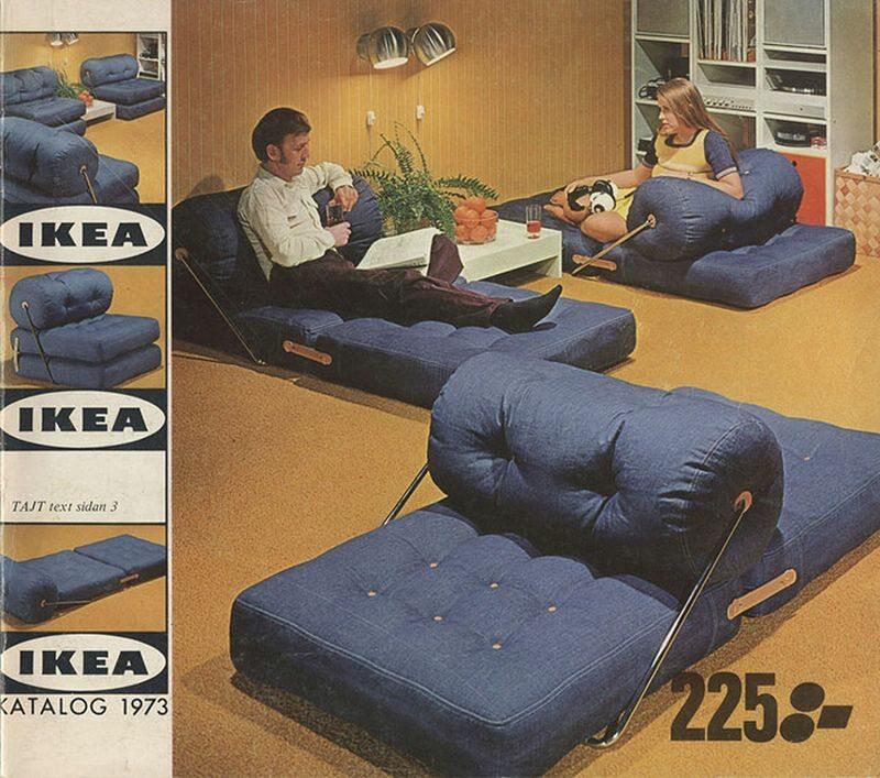 Okładka katalogu IKEA z 1973 roku