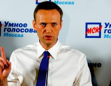 """""""Putin popiskuje, wrócę samolotem zwycięstwa"""". Aleksiej Nawalny ogłasza..."""