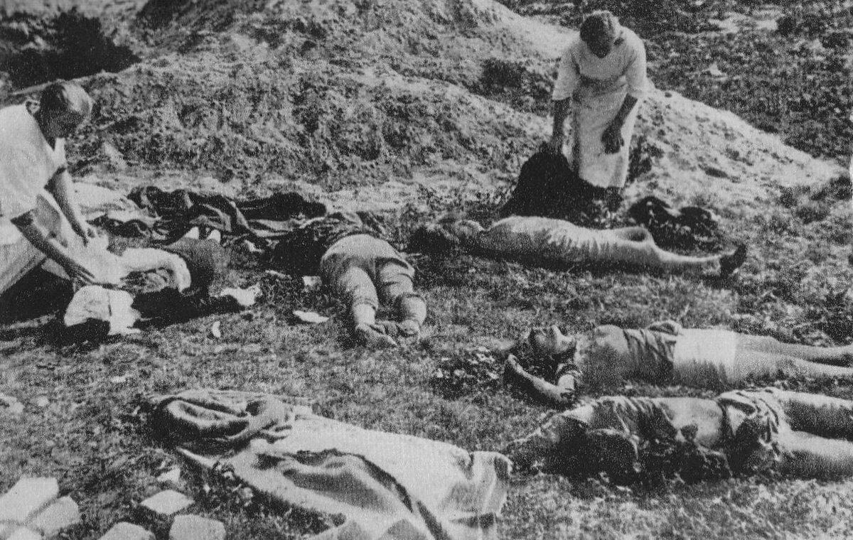 Ofiary nalotu na ul. Ostroroga