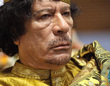 Syn Kadafiego chce azylu w Nigrze