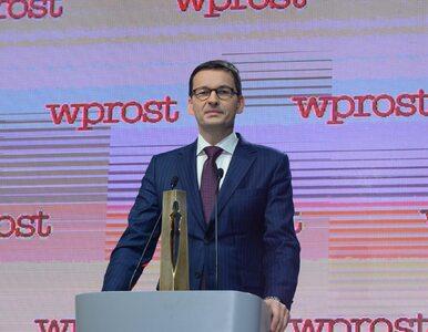 Mateusz Morawiecki z zespołem gospodarczym ministrów – Człowiekiem Roku...