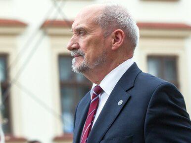 Macierewicz o nowych informacjach nt. Kopacz: Wtedy i dziś wprowadza...