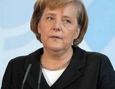 """Merkel o okładce """"Wprost"""": mamy wolność prasy"""