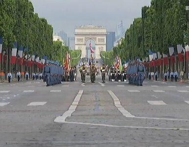 Francja świętuje 14 lipca. Wielka Defilada na Polach Elizejskich
