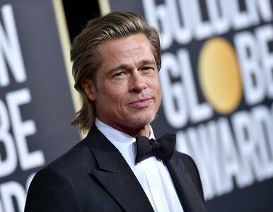 """Brad Pitt nazwał swoje życie prywatne """"katastrofą"""". Pozazdrościł DiCaprio"""
