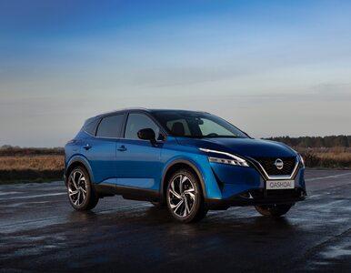 Ulubieniec Polaków wyceniony. Ile kosztuje nowy Nissan Qashqai?