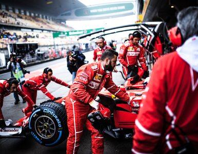FIA potwierdza. GP Chin w Formule 1 przełożone