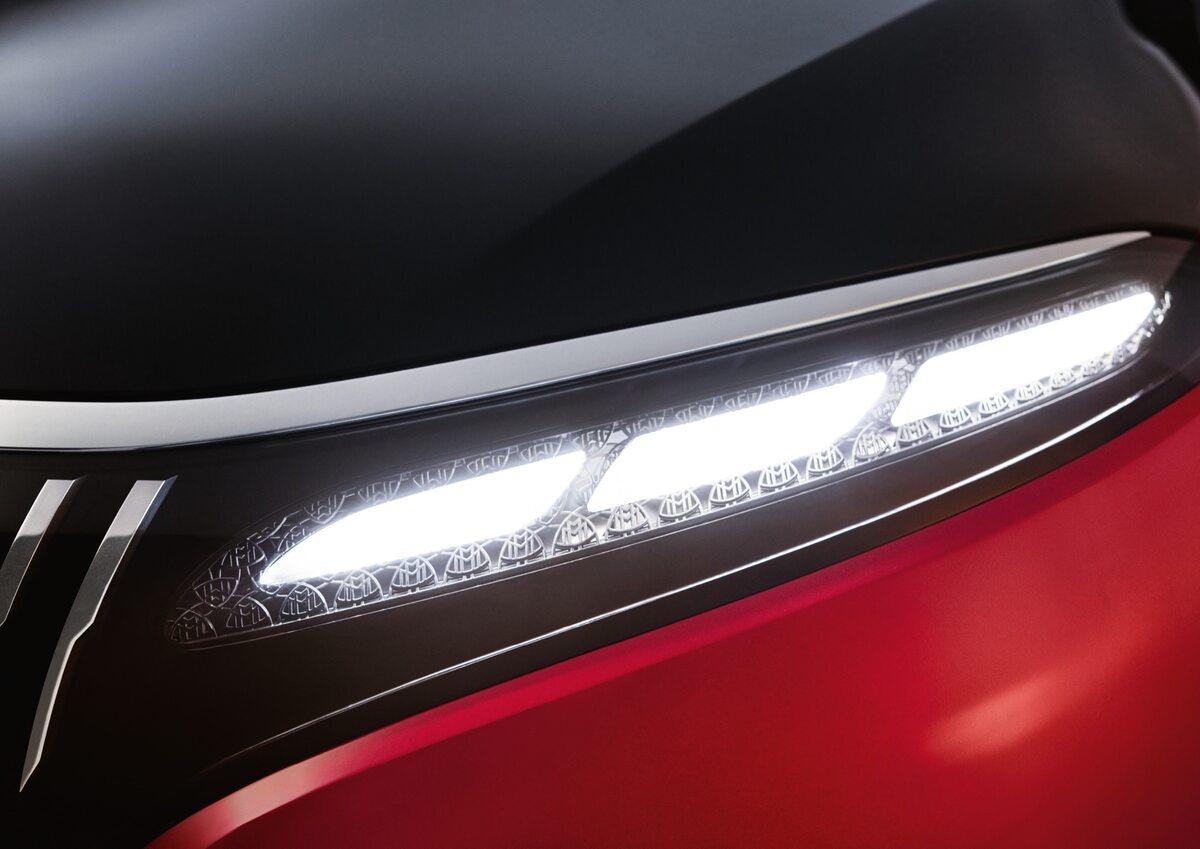 Concept Mercedes-Maybach EQS