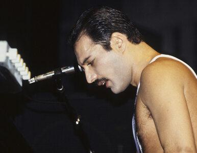 """Freddie Mercury na niepublikowanym dotychczas nagraniu. """"Tęsknimy za tobą"""""""