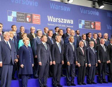 Andrzej Duda podjął światowych przywódców m.in. polskim winem i......