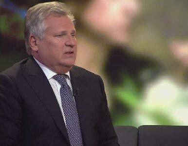 Kwaśniewski: Wierzę Sikorskiemu, że nie było rozmowy Tuska z Putinem