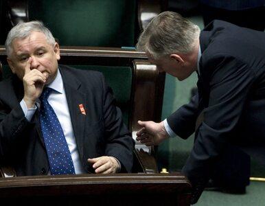 """""""Niedyskrecje parlamentarne"""": Przełożenie wyborów było pułapką,  PiS..."""