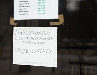 Jedna na pięć restauracji zniknie. Ćwierć miliona osób straci pracę