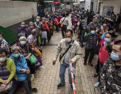 """Chiny oferują Polsce pomoc w walce z koronawirusem. """"Prawdziwych..."""