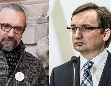 """Kijowski o Ziobrze: """"Pan Zbyszek"""" jest mało poważny i często się ośmiesza"""