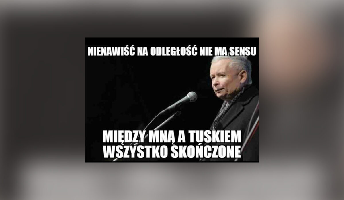 Memy z Donaldem Tuskiem