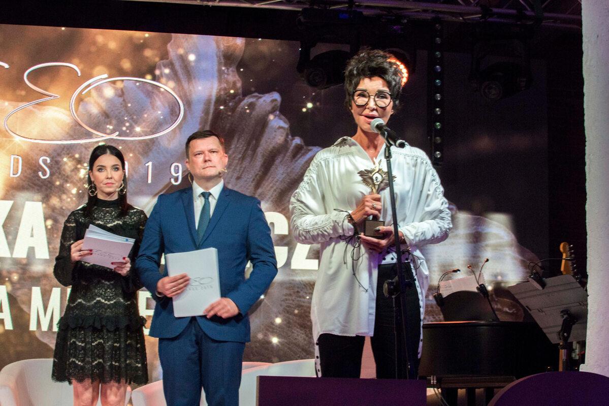 Ewa Minge, laureatka nagrody ShEO Awards