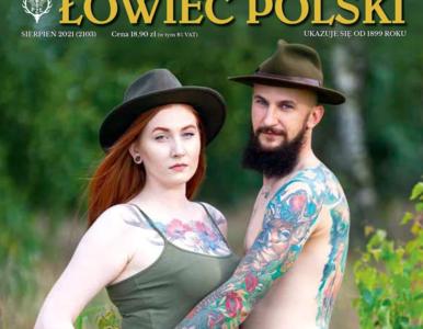 """""""Łowiec Polski"""" i lawina komentarzy na temat okładki. Nieoczekiwana..."""
