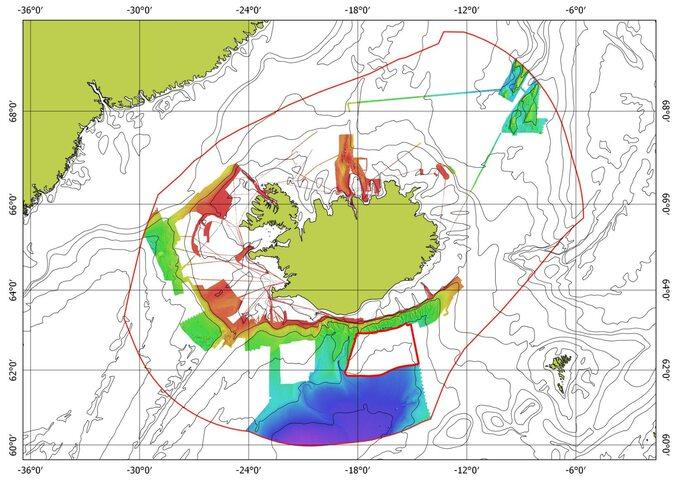 Islandczycy mapują dno naswoich wodach terytorialnych. Szykują się doeksploatacji ropy igazu?