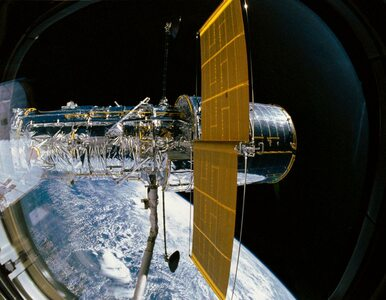 """Teleskop Hubble'a przeszedł w tryb awaryjny. """"Błąd systemów pokładowych"""""""