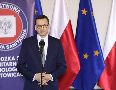 Premier Morawiecki o koronawirusie: U 127 osób w Polsce przeprowadzane...