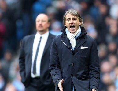 Liga angielska: Mancini zwolnił Beniteza?