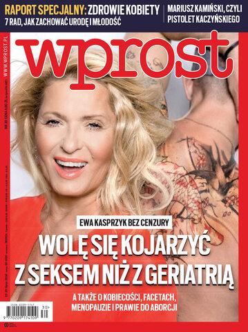 Okładka tygodnika Wprost nr 30/2018 (1845)