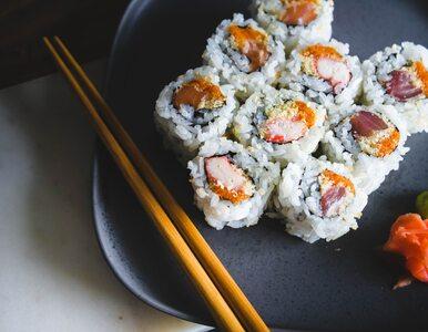 Czy sushi tuczy?