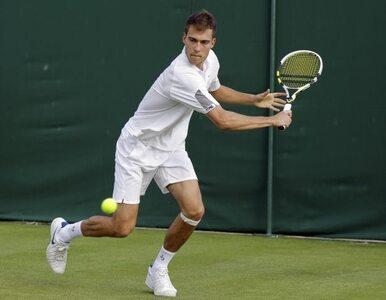Wimbledon: Janowicz rozpoczął przygodę z wielkim szlemem od zwycięstwa