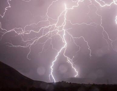 Najdłuższy piorun świata miał 700 km długości. WMO ogłosiła nowy rekord