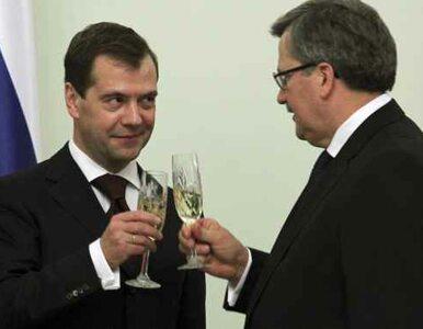 Kuźniar: między Miedwiediewem a Komorowskim była chemia