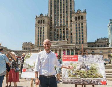 Śpiewak kandydatem na prezydenta Warszawy. Ma poparcie Razem oraz...