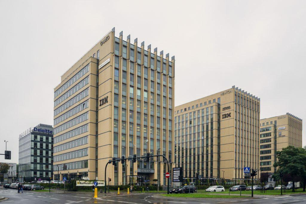 Korona Office Complex Korona Office Complex w Krakowie