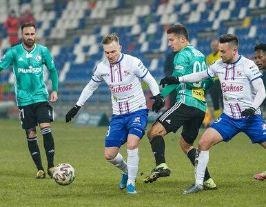 15. kolejka PKO BP Ekstraklasy zakończona. Legia straciła pozycję lidera