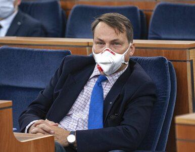 Radosław Sikorski przyznaje: Tak, Ziobro w tej sprawie ma rację