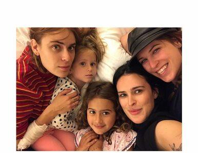 Pięć córek Bruce'a Willisa na jednym zdjęciu. Najstarsza ma 30 lat,...