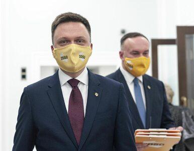 Sondaż IBRiS: PiS zyskuje, ruch Szymona Hołowni goni Koalicją Obywatelską