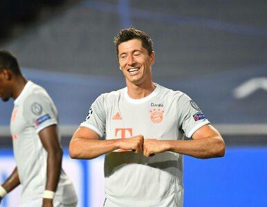 Liga Mistrzów. Robert Lewandowski i Bayern przed szansą na finał....