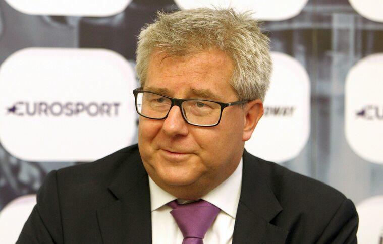 Ryszard Czarnecki, wiceprzewodniczący Parlamentu Europejskiego