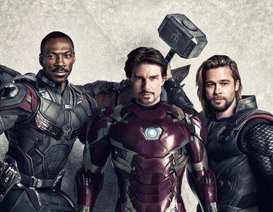 Brad Pitt, Tom Cruise i Gwyneth Paltrow w obsadzie Avengersów. Tak...