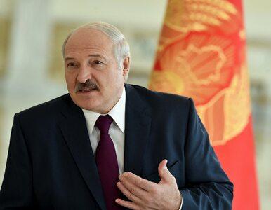 Łukaszenko: W Grodnie już polskie flagi wywieszają. Podobne rzeczy będą...